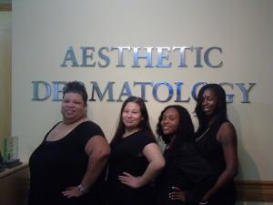 Aesthetic Dermatology staff