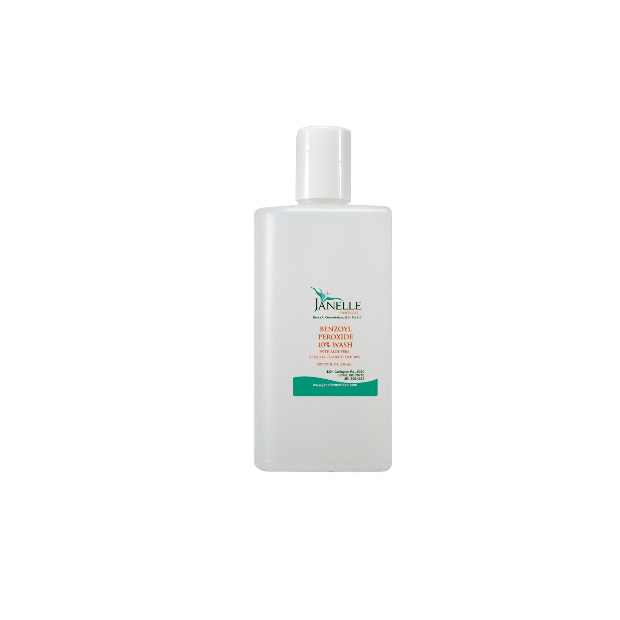 Benzoyl Peroxide 10 wash